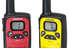 Audioline PMR 16